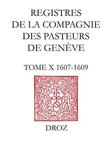 registres-de-la-compagnie-des-pasteurs-de-genve-tx-1607-1609