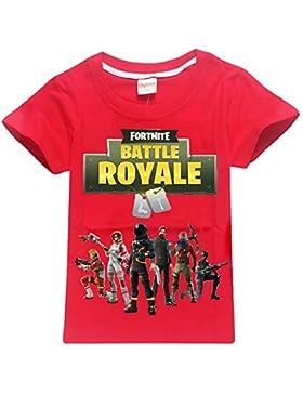 Conmtervi fortnite niño fornite Camiseta para niños Camiseta fortnite niño 12 años Camiseta fortnite niño 10 años...