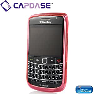 Capdase SJBB9700-P209 Case for BlackBerry Bold 9700/9780 (Tinted Red)