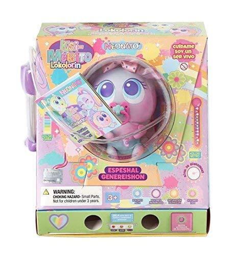 Distroller Ksimerito Deluxe EDICION Especial Modelo Lili Pink - Serie Limitada LOKOLORIN by KSI...