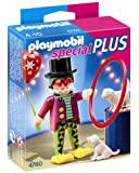 Playmobil - 4760 - Jeu de Construction - Clown Dresseur de Chiens