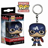 MARVEL AVENGERS AGE OF ULTRON - CAPTAIN AMERICA FUNKO POCKET POP! KEYCHAIN