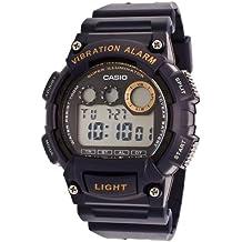 Reloj Casio digital Caja de acero y resina Fases lunares grafico de mareas C0048