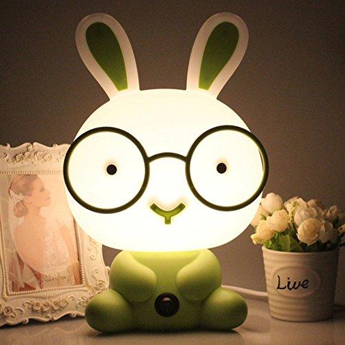 Dayan lampade da tavolo cartoon coniglio carina luce notturna ...