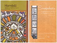 NCERT Textbooks for English for Class 11 - Hornbill & Snapshots - 11072 & 11073 (Set of