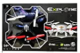 Best Drones For  With Camera - Jack Royal S48 Quadcopter with 2.4GHz System Review