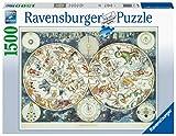 Ravensburger Puzzle - Mappa del Mondo di Animali Fantastici, 16003 7