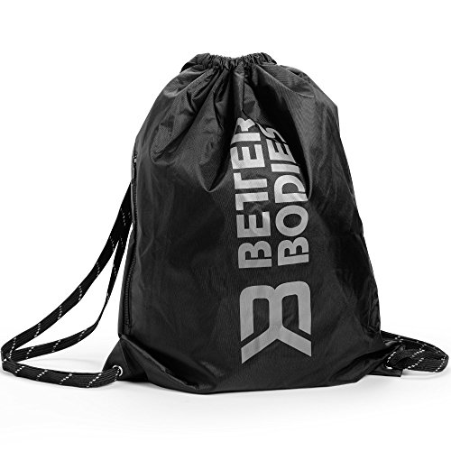Better Bodies Stringbag - Sporttasche schwarz/anthrazit