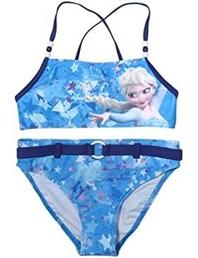 Frozen Bikini Bademode Die Eiskönigin 2018 Kollektion 98 104 110 116 122 128 Anna und Elsa Neu Völlig Unverfroren