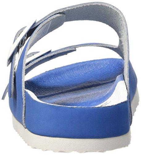 Pantone Unisex-Erwachsene Formentera Pumps Blu (Princess Blue 19-4150 Tpx_72)
