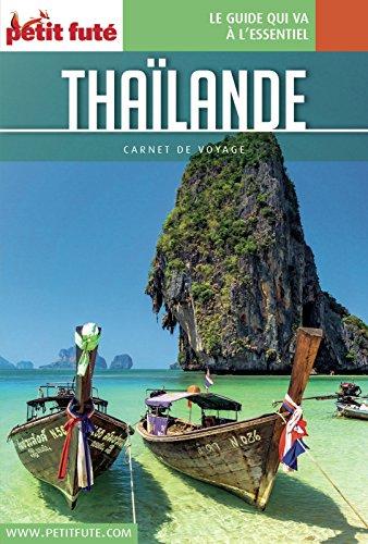 THALANDE 2018 Carnet Petit Fut