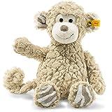 Steiff 060298 Soft Cuddly Friends Bingo Affe Plüsch beige 30 CM