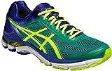 Asics Zapatillas Gel-Pursue 2 Verde/Amarillo/Azul EU 40.5 (US 7H)