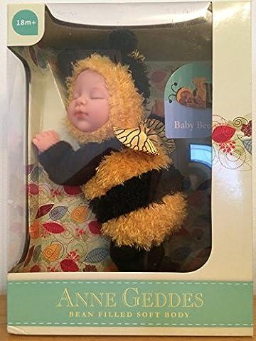Anne Geddes Bébé - Anne Geddes Baby Bumblebee Bee Doll /