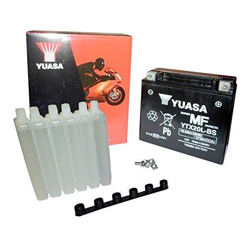 Yuasa Batterie YTX20L-BS