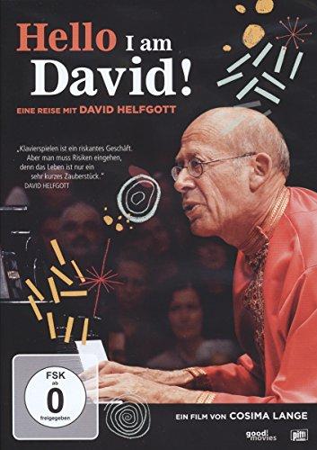 Preisvergleich Produktbild Hello I Am David! Eine Reise mit David Helfgott (OmU)