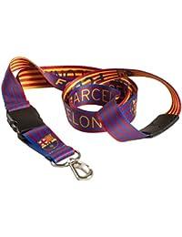 Tour de cou / porte clés Barça - Collection officielle FC BARCELONE