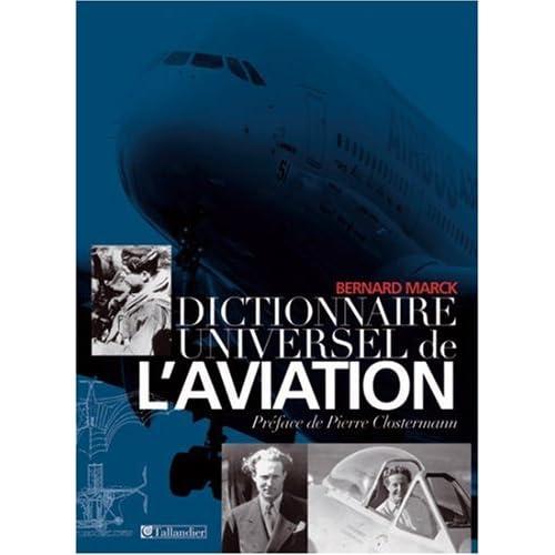 Dictionnaire universel de l'aviation
