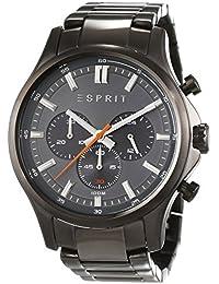 Esprit Herren-Armbanduhr Mathias Chronograph Quarz Edelstahl beschichtet ES108251005