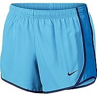 Nike Dry Tempo Pantalones Cortos, Niñas, Blue Chill/Signal Blue/Blue Void, Extra-Small