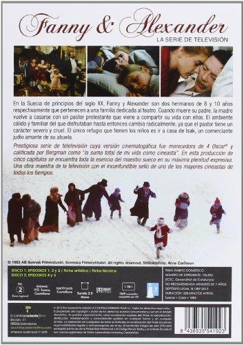 Fanny & Alexander. Serie Tv (Fanny Och Alexander) (1982)(2 Dvd) (Import): Alle Infos bei Amazon