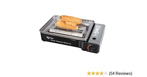 2019 Model Kampa Sizzle Tabletop Camping Barbeque Grill BBQ
