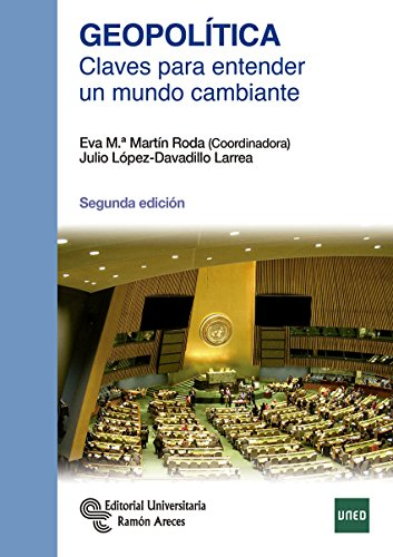 Geopolítica (Manuales) por Eva Mª Martín Roda
