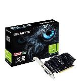 Gigabyte GeForce GT 7102GB GDDR5scheda grafica silenziosa 0dB sistema di raffreddamento passivo a basso profilo