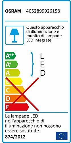 OSRAM LIGHTIFY Surface Light LED-Wand- und Deckenlampe Tunable White / dimmbar / warmweiß bis tageslicht 2700K – 6500K / Kompatibel mit Alexa - 2