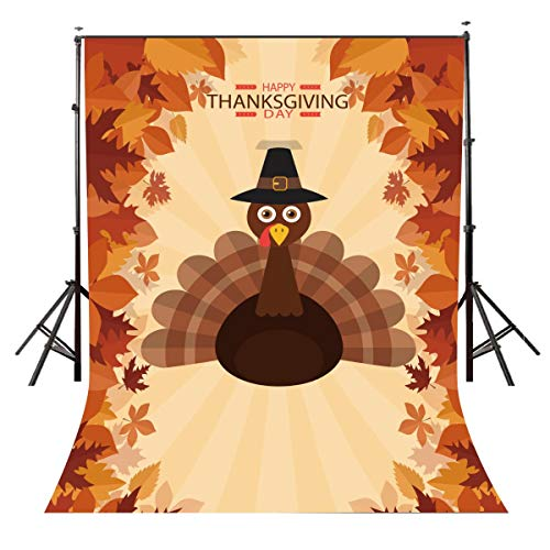 er Türkei Fotografie Kulissen Thanksgiving Festival Studio Kulisse Requisiten BG873 ()