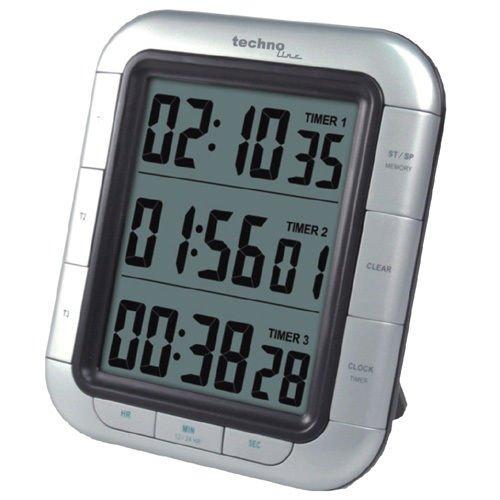 Technoline KT 300 Kurzzeitwecker digital (Ei-timer Digital)