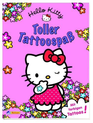 Preisvergleich Produktbild Hello Kitty Toller Tattoospaß: Mit über 30 Stickern