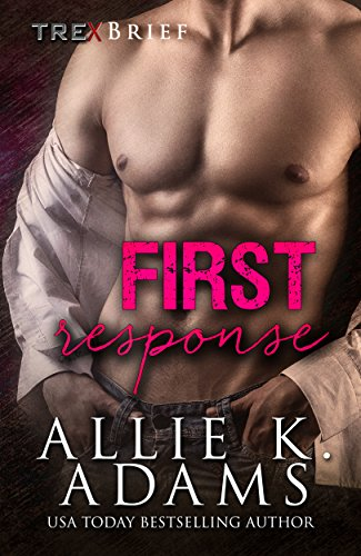 first-response-trex-book-1-english-edition