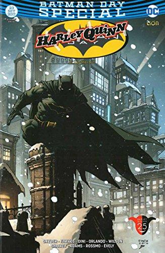 Batman day special. Batman annual (2017)