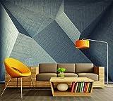 Nordic Wind Kreative Geometrische Muster Frameless Malerei Benutzerdefinierte Wandbild 3d Hellgrüne Farbe Wohnzimmer
