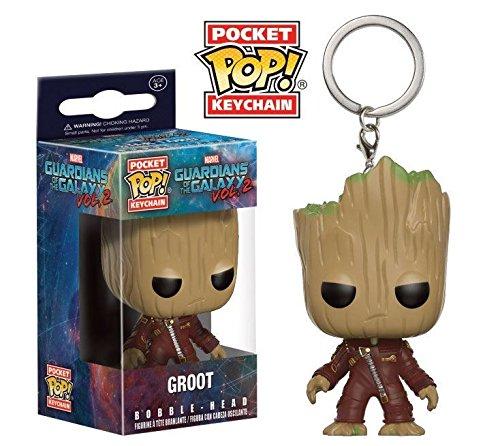 Pocket POP! Keychain - Marvel: Guardians O/T Galaxy 2: Ravager Groot