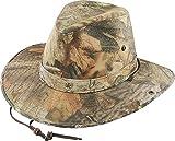 Henschel para Hombre Australiano Gorro de Caza, Hombre, Color Camuflaje, tamaño L