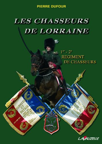 1er - 2e REGIMENT DE CHASSEURS par Pierre DUFOUR