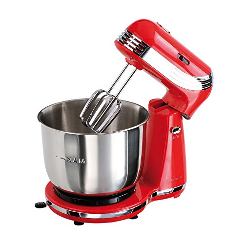 Robot cocina cuenco acero inoxidable 3l-Amasadora