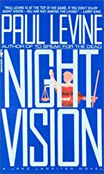 Night Vision by Paul Levine (1992-07-01)