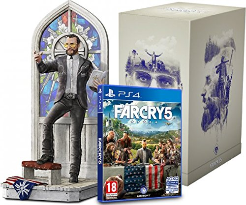 Far Cry 5 - The Father Edition (precio: 112,00€)