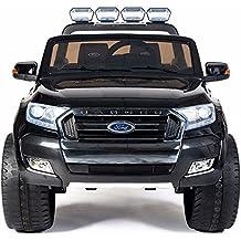 Cristom 4x4 électrique 24Volts Ford Ranger WILDTRAK, télécommande 2.4ghz ,  Pneu reelle , 2 40d0754bf654