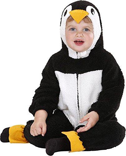 Sancto, PINGUIN KOSTÃœM FUZZY ZU 80 (Baby Kostüme Kleine Pinguin)