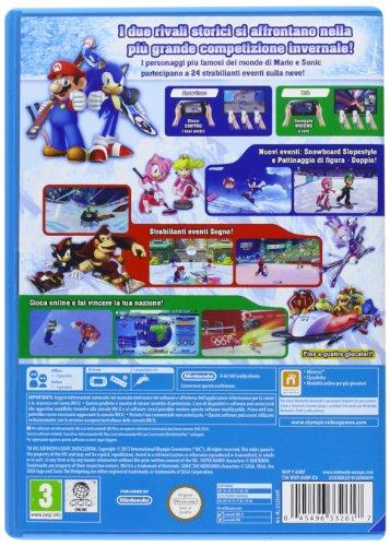Zoom IMG-1 mario e sonic ai giochi