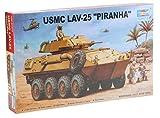 1/35 USMC LAV25 Piranha Tank