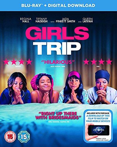 Blu-ray1 - Girls Trip (Bd + Uv) (1 BLU-RAY)