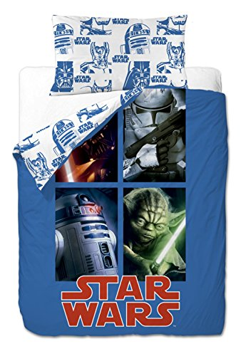 Funda Nordica Lego Star Wars.Fundas Nordicas Star Wars Articulosdepeliculas Com