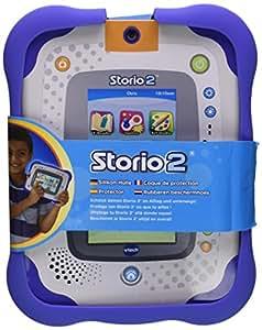 Vtech - 208049 - Jeu Électronique - Storio 2 - Coque de Protection - Bleu