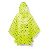 Reisenthel Damen Poncho mini maxi lemon dots, gelb, One Size, AN2025