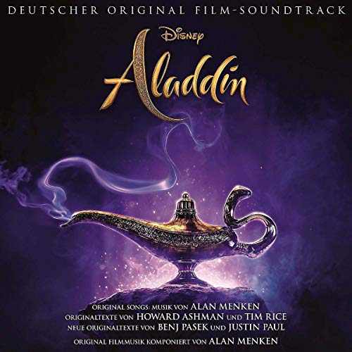 Aladdin: Original Soundtrack (Walt Disney Records)